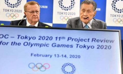 """Diretor-geral da OMS destaca """"sacrifício"""" dos organizadores dos Jogos Olímpicos"""