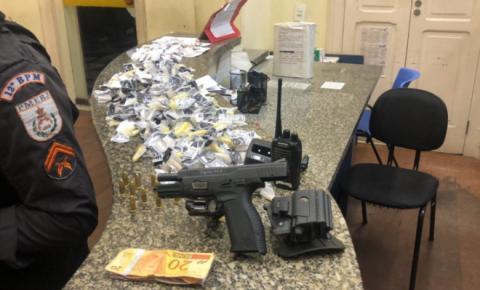 Troca de tiros e baleado em operação policial no Fonseca