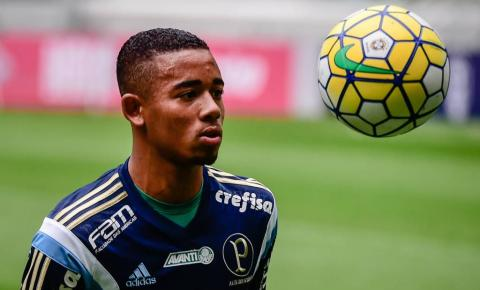 Gabriel Jesus completa 23 anos, e Manchester City parabeniza jogador