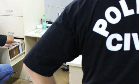 Polícia prende homem que vendia material hospitalar em site falso