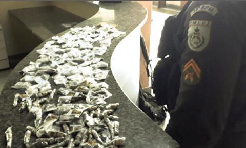 Homens são presos por tráfico em Itaboraí