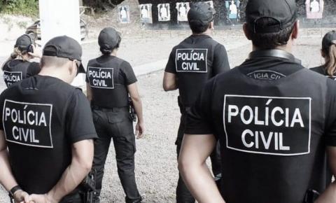 Polícia Civil homenageia profissionais da saúde