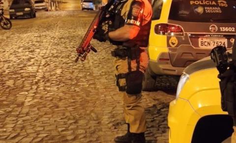 Policia Militar realiza Operação Ostensividade II em Ibaiti