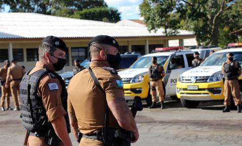 Rondas ostensivas são intensificadas em Curitiba