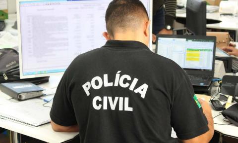 Estado fortalece a Polícia Civil no combate à corrupção