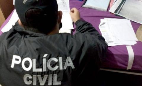 Operação da Polícia Civil apura fraude em licitação