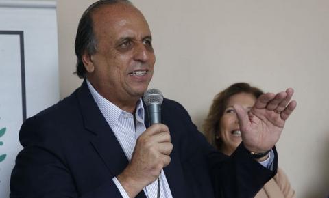 Ex-governador Pezão é alvo de operação policial