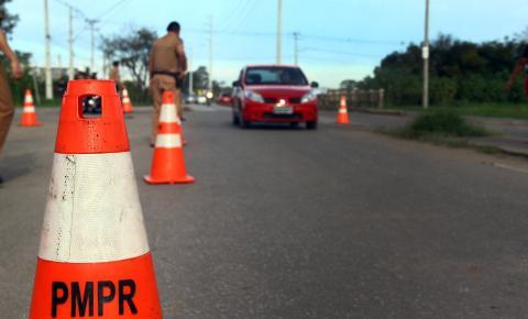 No feriadão houve queda de 43% nos acidentes rodoviários