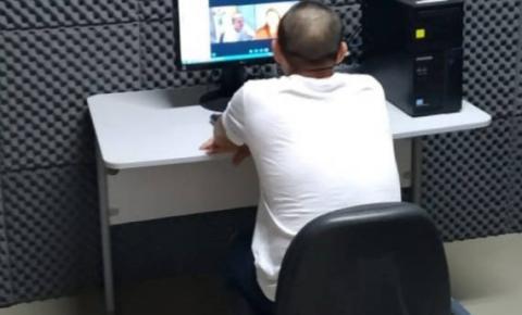 Visitas virtuais já são realidade em 43 unidades prisionais