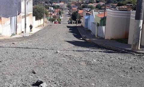 Apesar do desafio, obras de infraestrutura continuam firmes no município de Siqueira Campos