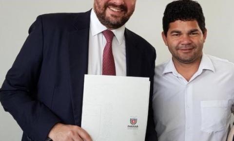 Parceria do deputado Pedro Lupion com prefeito Alex Sandro fortalece Conselheiro Mairinck
