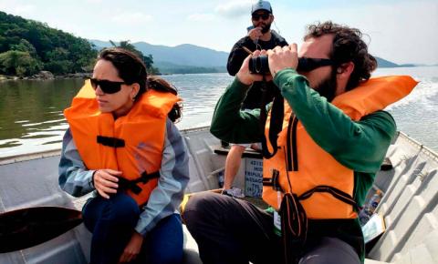 Biólogos são essenciais nos programas de meio ambiente dos portos do Paraná