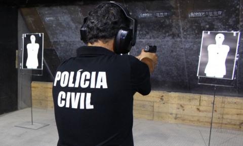Polícia Civil oferecerá mais de 100 cursos de aperfeiçoamento