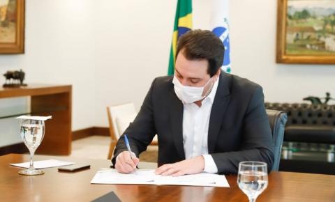 Governador sanciona lei do Cartão Futuro Emergencial