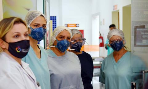 Nota orienta sobre cuidados com os trabalhadores da Saúde