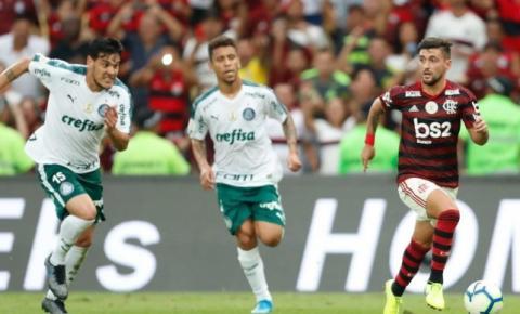Sindicato de Atletas de SP pede adiamento de Palmeiras x Flamengo e ameaça ir à justiça contra CBF