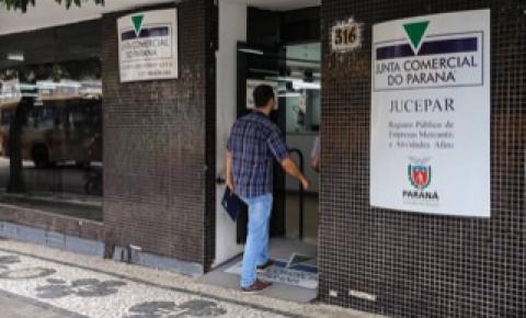 Paraná tem saldo de 136 mil empresas abertas até outubro