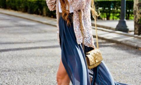 Tire cinco dúvidas sobre a saia longa - e saia usando!