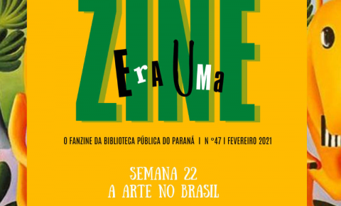Já está no ar a nova edição do projeto Era Uma Zine