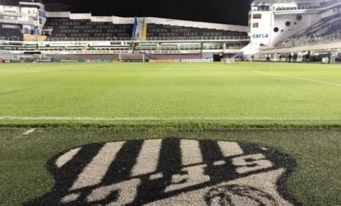 Rueda detalha processo para a aprovação do projeto da nova arena do Santos
