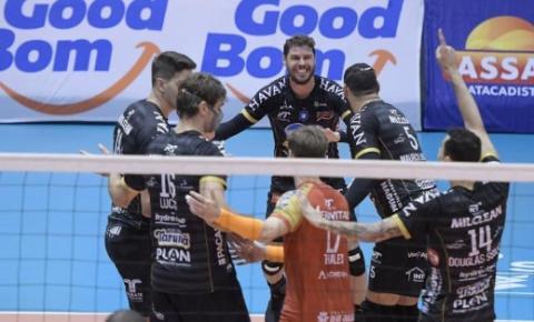 Taubaté e Minas começam a decidir o título da Superliga masculina de vôlei