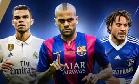 Felipe Melo e Daniel Alves estão entre os 50 jogadores que mais foram expulsos no século 21