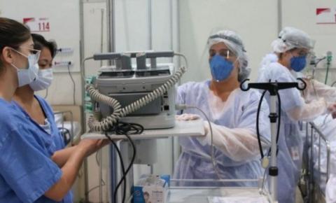Média de mortes por covid-19 cai 19,5% no país em duas semanas