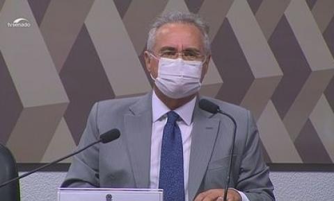 CPI da Covid não fará perseguição, mas é preciso punir responsáveis por mortes, diz Renan