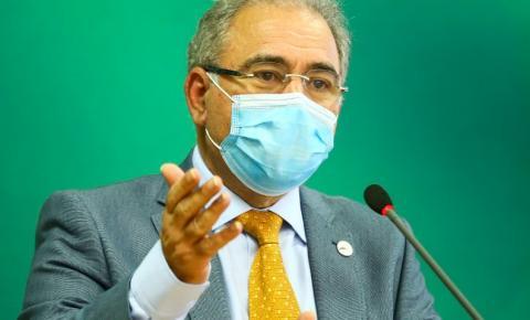 Na OMS, Queiroga faz apelo por liberação de vacinas contra covid-19