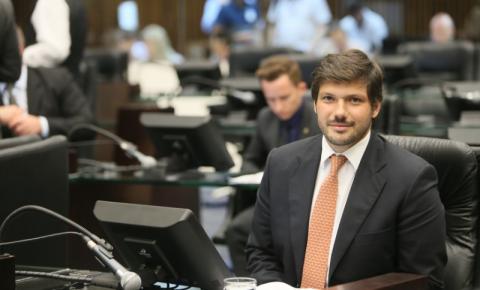 Londrina vai ganhar uma Delegacia Cidadã, informa Tiago Amaral