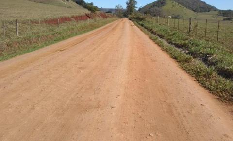 Estrada do Balneário da Alemoa vai ganhar pavimentação de três quilômetros