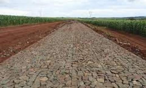 Vila Rural de Jacarezinho terá ruas pavimentadas