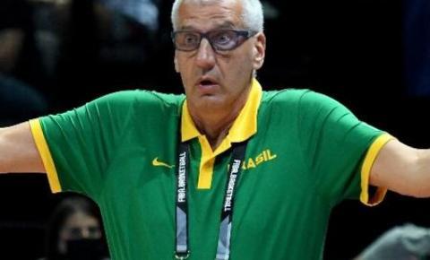 Aleksandar Petrovic deixa o comando da Seleção masculina de basquete