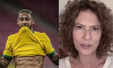 Neymar entra em polêmica com Patrícia Pillar por causa de postagem