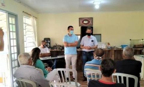 Prefeitura de Siqueira Campos aumenta o apoio à Comunidade Terapêutica