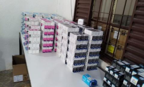 Suspeito de adulterar cartuchos de impressora para venda é preso durante operação