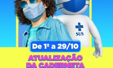 Siqueira Campos realiza campanha para regularização das vacinas infantis