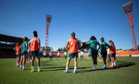 Ary Borges projeta briga por vaga no meio-campo da Seleção Feminina