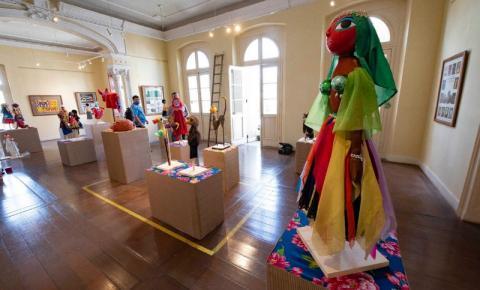 Teatro de Bonecos Dadá ganha exposição no Museu da Imagem e do Som do Paraná
