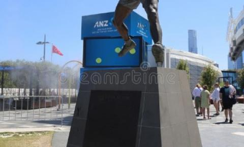 Estado que organiza o Aberto da Austrália recusa presença de tenistas não vacinados