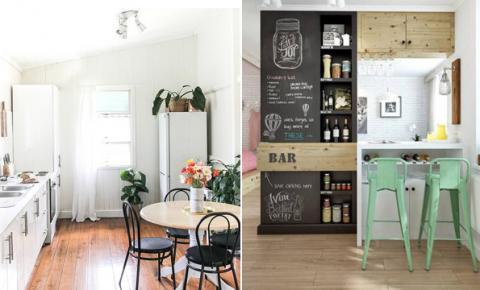 Saiba escolher os móveis ideais para garantir mais espaço para ambientes pequenos