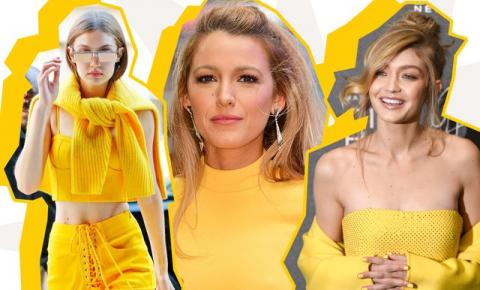 Amarelo: como usar a cor hit do verão segundo as famosas