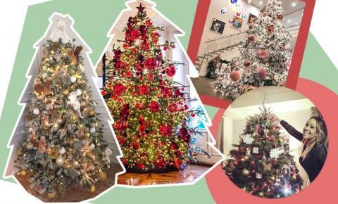 Ho, ho, ho! Veja as árvores de Natal dos famosos e fashionistas em 2017