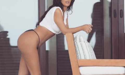 Kim Kardashian recebeu e-mail do marido pedindo pra não usar óculos grandes