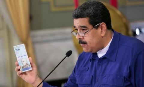 Venezuelanos se confundem com corte de cinco zeros na moeda.