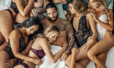 Capa do single de Maluma causa polêmica por erros de photoshop