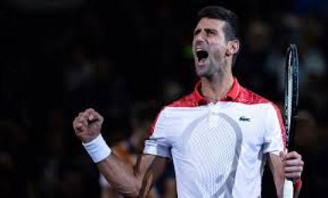 Djokovic passa Federer e encosta em Nadal no ranking da ATP