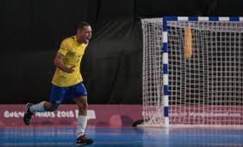 Brasil bate Argentina e vai à final dos Jogos Olímpicos da Juventude