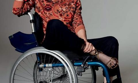 Estilista cria projeto de moda inclusiva: