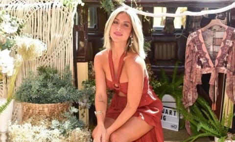 Giovanna Ewbank exalta beleza de Titi: